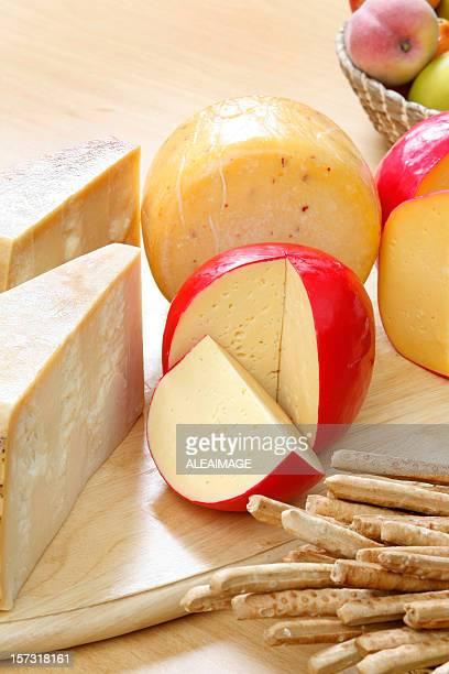 Käse und Obst 3