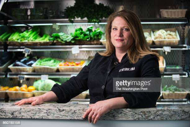 Chef Amy Brandwein at Centrolina