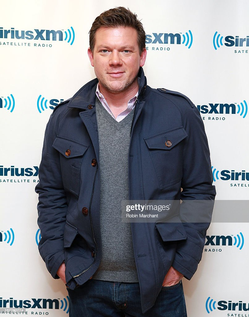 Chef and author of 'Fresh' Tyler Florence visits the SiriusXM Studios on December 6, 2012 in New York City.