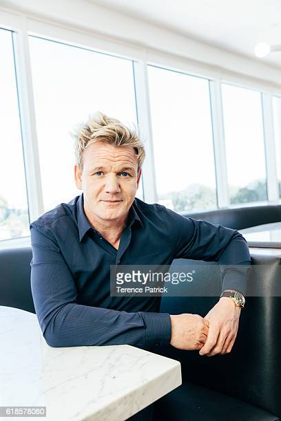 Chef and television host Gordon Ramsay is photographed for Variety on May 12 2016 in Los Angeles California