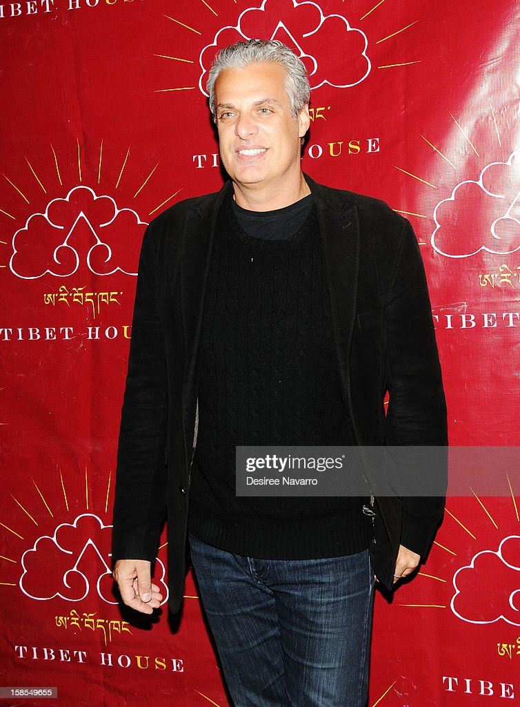 Chef and TV Personality Eric Ripert attends the 10th annual Tibet House Benefit Auction at Christie's Auction House on December 18, 2012 in New York City.