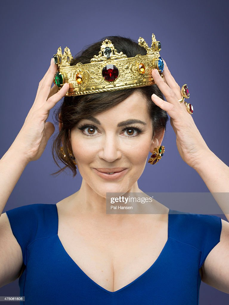 Chef and tv presenter <a gi-track='captionPersonalityLinkClicked' href=/galleries/search?phrase=Nigella+Lawson&family=editorial&specificpeople=209173 ng-click='$event.stopPropagation()'>Nigella Lawson</a> is photographed for the Observer on August 19, 2014 in London, England.