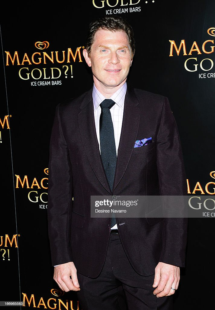 Chef Bobby Flay attends the screening of 'As Good As Gold' during the 2013 Tribeca Film Festival at Gotham Hall on April 18, 2013 in New York City.