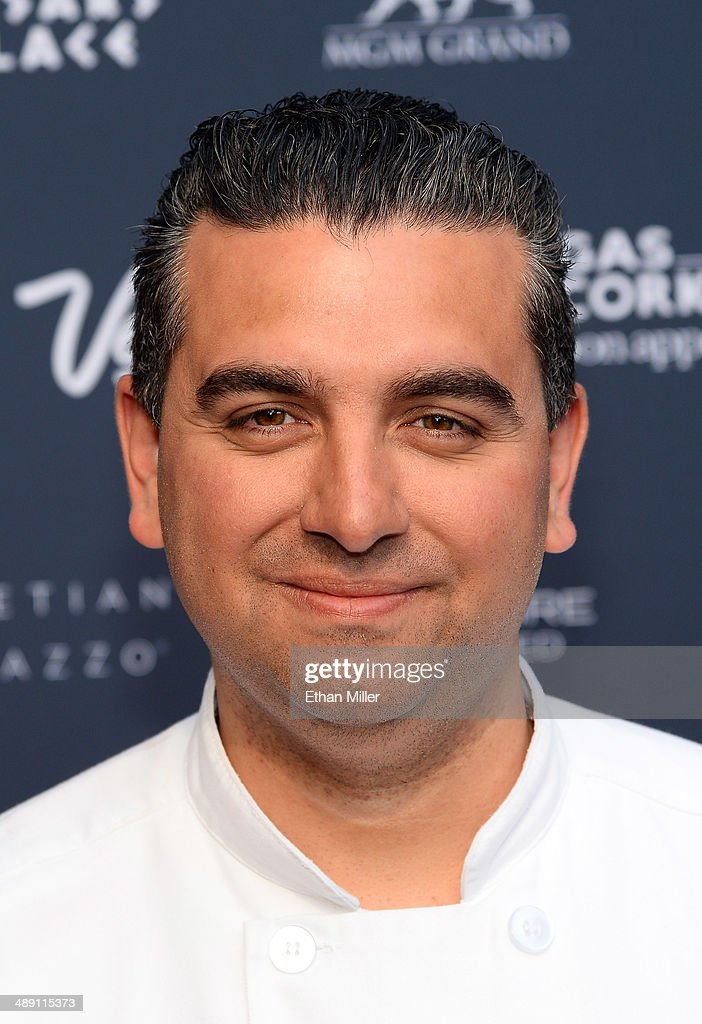 Chef <a gi-track='captionPersonalityLinkClicked' href=/galleries/search?phrase=Buddy+Valastro&family=editorial&specificpeople=5810322 ng-click='$event.stopPropagation()'>Buddy Valastro</a> attends Vegas Uncork'd by Bon Appetit's Grand Tasting event at Caesars Palace on May 9, 2014 in Las Vegas, Nevada.