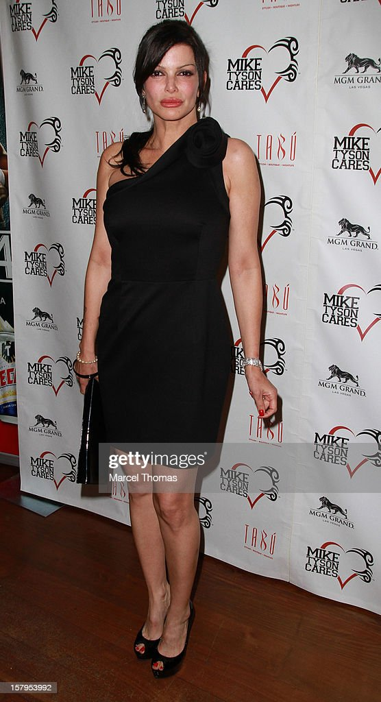 Chef Carla Pellegrino attends the launch party for 'Mike Tyson Cares Foundation' at Tabu Ultra Lounge at MGM Grand on December 7, 2012 in Las Vegas, Nevada.