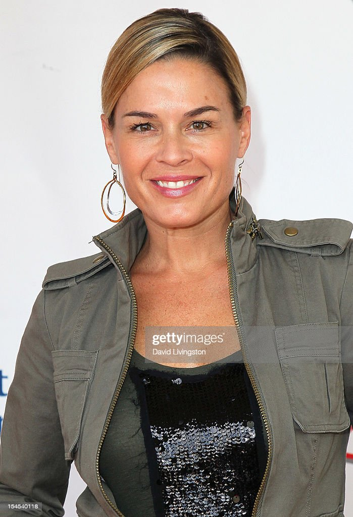 Chef Cat Cora attends Camp Ronald McDonald for Good Times 20th Annual Halloween Carnival at the Universal Studios Backlot on October 21, 2012 in Universal City, California.