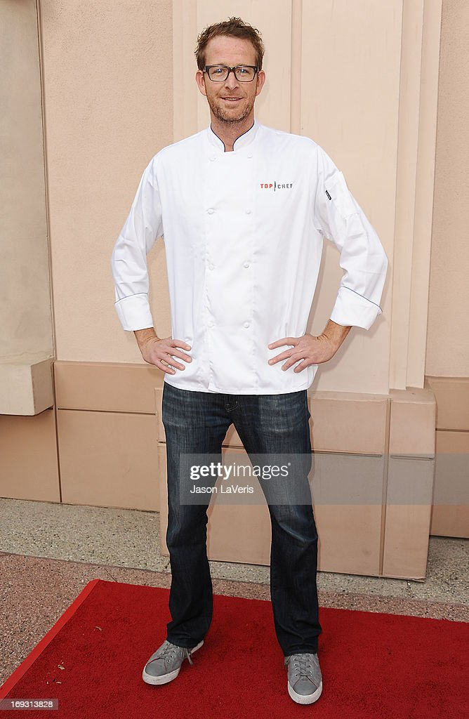 Chef CJ Jacobson attends Bravo Media's 2013 For Your Consideration Emmy event at Leonard H. Goldenson Theatre on May 22, 2013 in North Hollywood, California.