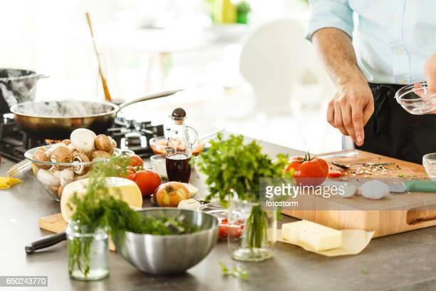 Kock Matlagning i köket