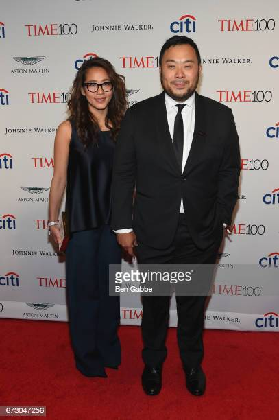 Chef David Chang attends the 2017 Time 100 Gala at Jazz at Lincoln Center on April 25 2017 in New York City