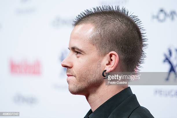 Chef David Munoz attends the Men's Health Awards Gala at Goya Theatre on October 28 2014 in Madrid Spain