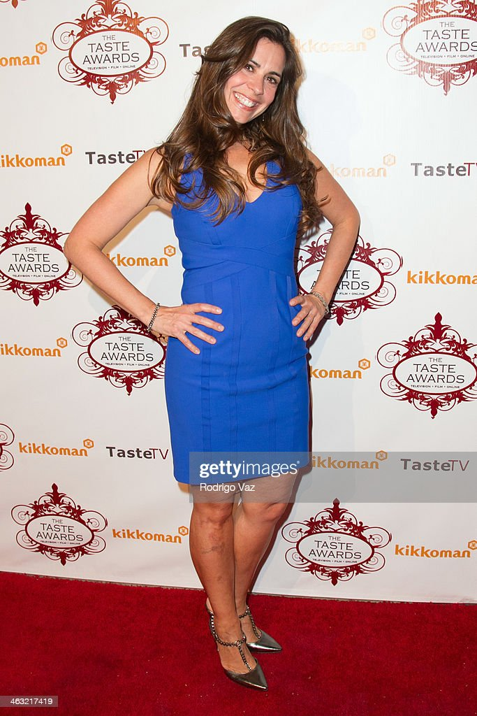 Chef Devin Alexander attends the 5th Annual Taste Awards at the Egyptian Theatre on January 16, 2014 in Hollywood, California.
