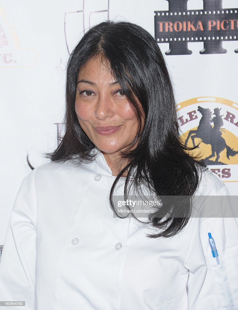 Chef Diane DiMeo attends the opening night party for the 2013 First Time Fest at The Players Club on March 1, 2013 in New York City.