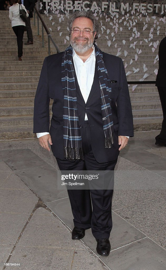 Chef Drew Nieporent attends the Vanity Fair Party during the 2013 Tribeca Film Festival at the State Supreme Courthouse on April 16, 2013 in New York City.