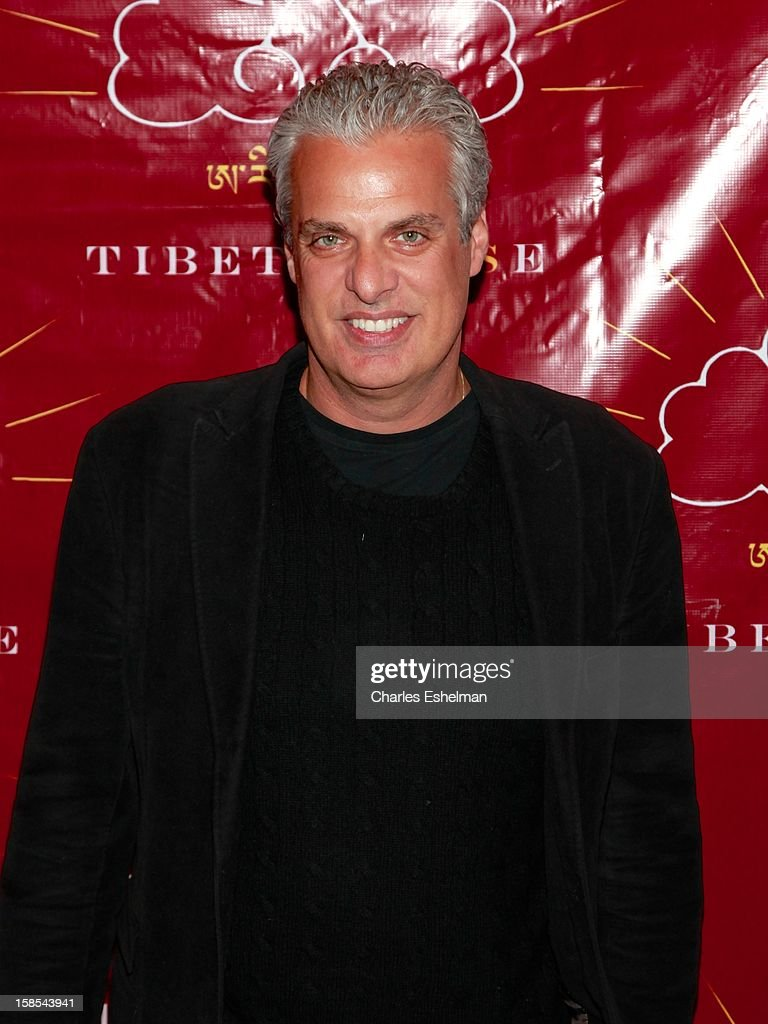 Chef Eric Ripert attends the 10th annual Tibet House Benefit Auction at Christie's Auction House on December 18, 2012 in New York City.