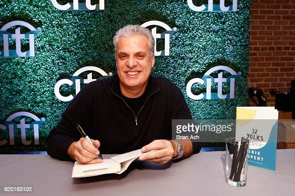 Chef Eric Ripert attends the 2016 New York Taste presented by Citi hosted by New York Magazine on November 1 2016 in New York City