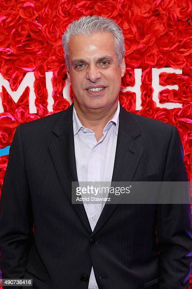 Chef Eric Ripert attends the Michelin celebration of the 2016 Michelin Star Chef and restaurant recipients from New York City at Classic Car Club on...