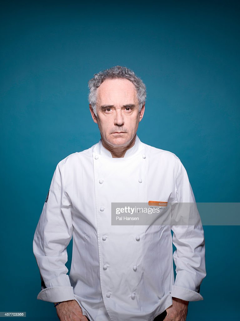 Ferran Adria, ES magazine UK, June 21, 2013