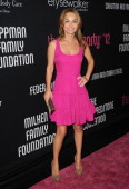 Chef Giada De Laurentiis arrives at Elyse Walker presents the 8th annual Pink Party hosted by Michelle Pfeiffer to benefit CedarsSinai Women's Cancer...