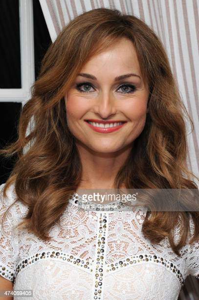 Chef Giada De Laurentiis attends Italian in Paradise dinner hosted by Giada De Laurentiis during the Food Network South Beach Wine Food Festival at...