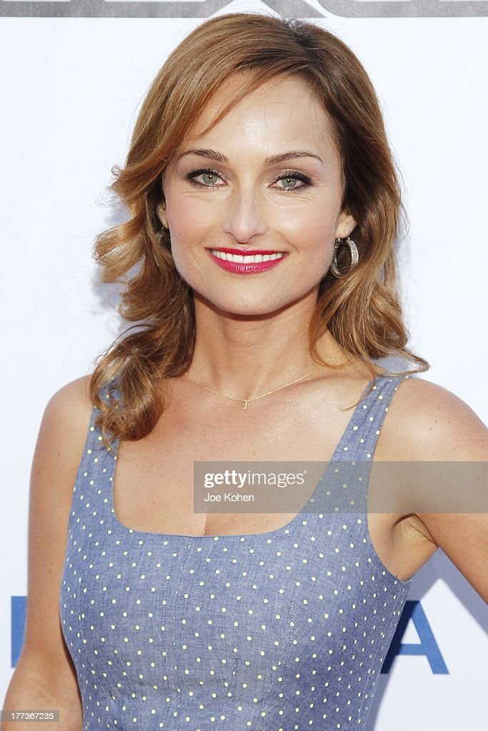 Chef <a gi-track='captionPersonalityLinkClicked' href=/galleries/search?phrase=Giada+De+Laurentiis&family=editorial&specificpeople=601210 ng-click='$event.stopPropagation()'>Giada De Laurentiis</a> attends the 2013 Los Angeles Food & Wine Festival 'Festa Italiana With <a gi-track='captionPersonalityLinkClicked' href=/galleries/search?phrase=Giada+De+Laurentiis&family=editorial&specificpeople=601210 ng-click='$event.stopPropagation()'>Giada De Laurentiis</a>' Opening Night Gala on August 22, 2013 in Los Angeles, California.