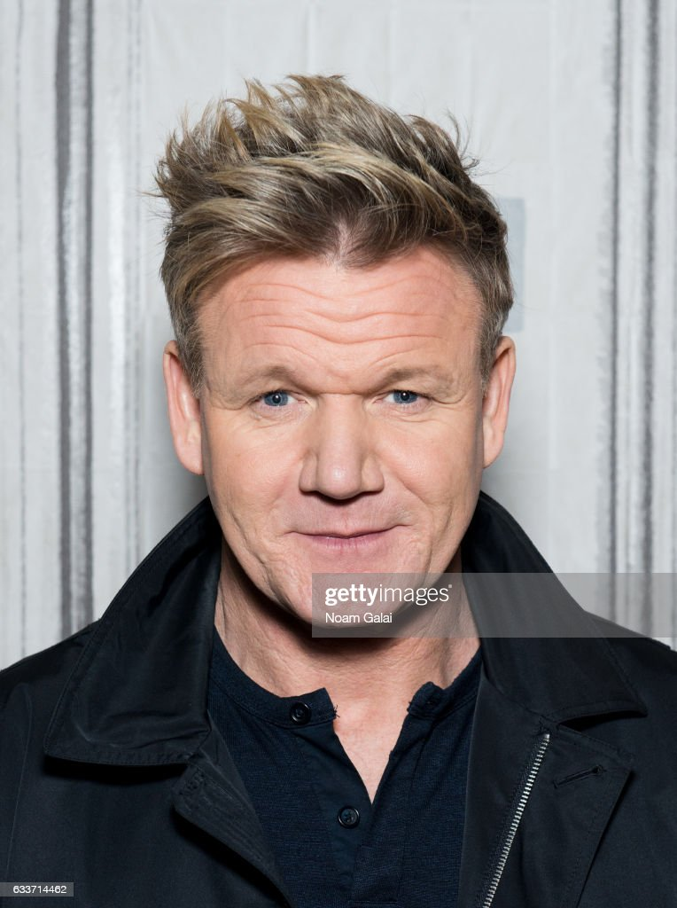 "Build Series Presents Gordon Ramsay Discussing ""MasterClass: Gordon Ramsay Teaches Cooking"""