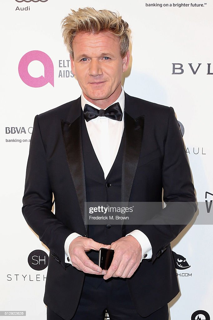 Gordon Ramsay  Getty Images