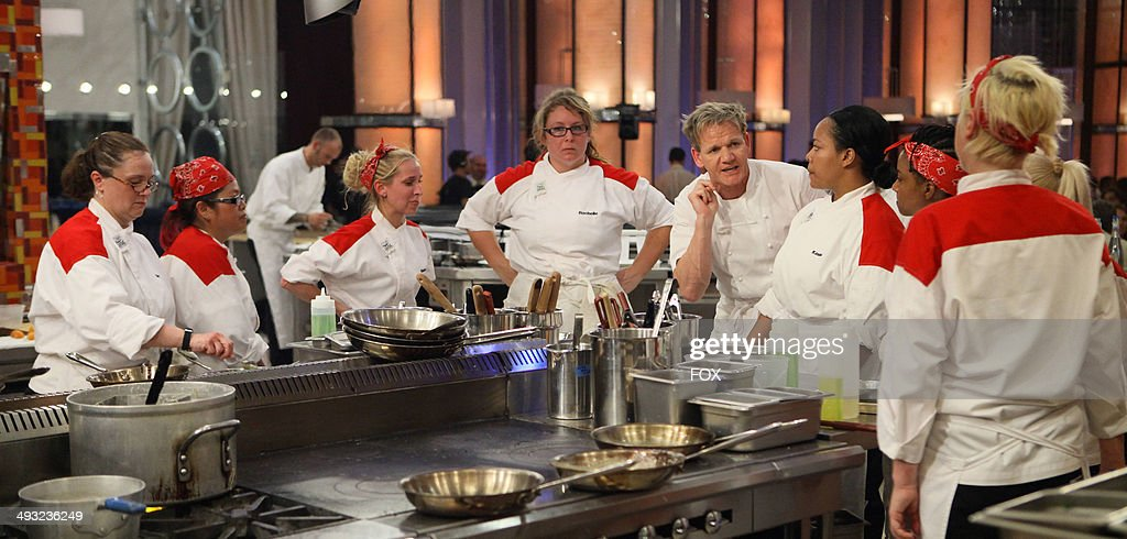 Kristen Season  Hells Kitchen