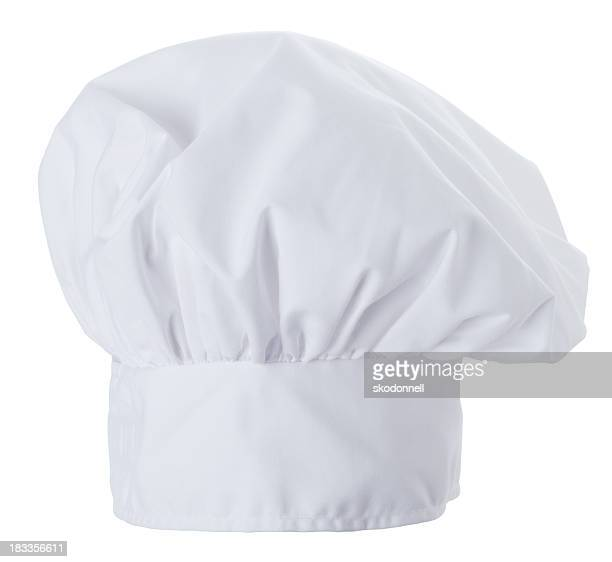 Chef Hat Isolated on a White Background