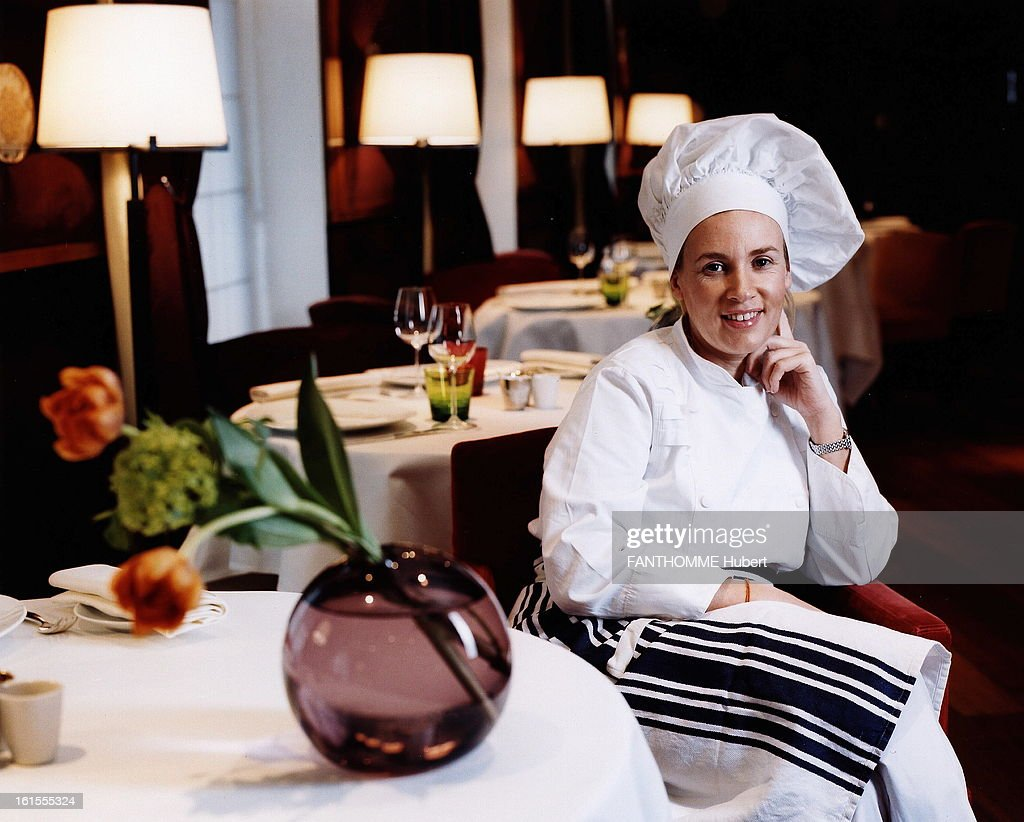 Helene darroze getty images - Restaurant helene darroze paris ...