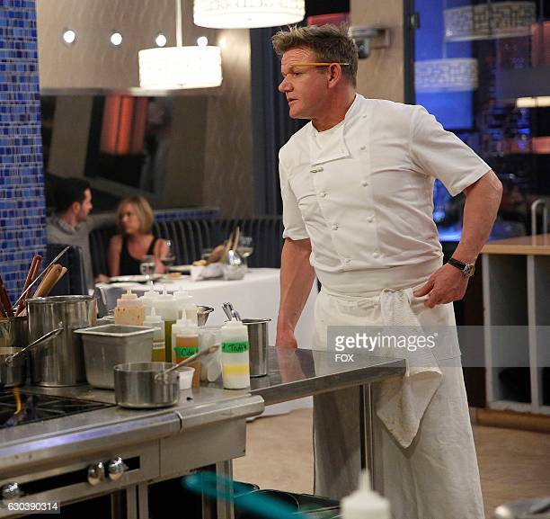 Hells Kitchen Uk Season  Episode