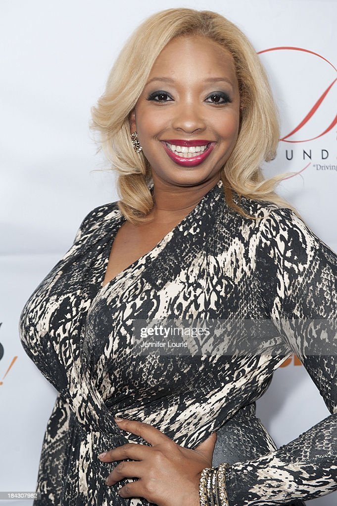 Chef Huda attends the 23rd Annual HIV/AIDS benefit concert DIVAS Simply Singing! at Club Nokia on October 12, 2013 in Los Angeles, California.