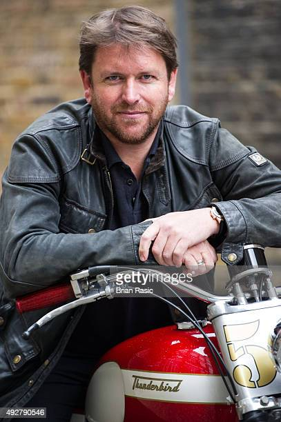 Chef James Martin announces his live tour on October 15 2015 in London England