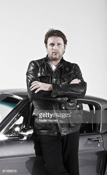 Chef James Martin poses for a portrait shoot in London May 26 2009