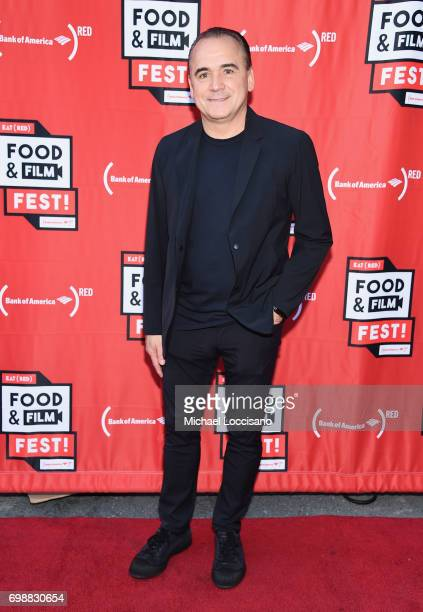 Chef Jean Georges Vongerichten arrives at EAT Food Film Fest at Bryant Park on June 20 2017 in New York City Photo by Michael Loccisano/Getty Images...