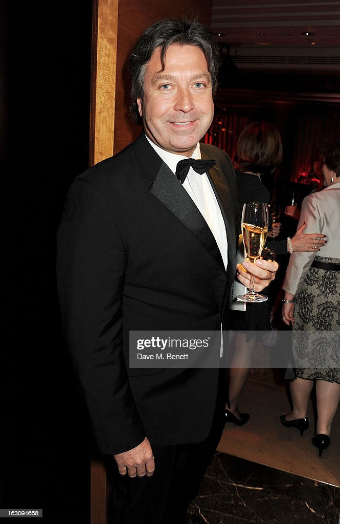 Chef John Torode attends the 'Who's Cooking Dinner?' charity event, featuring 20 of the capital's finest chefs cooking dinner for 200 diners in aid of leukaemia charity Leuka, at the Four Seasons Hotel on March 4, 2013 in London, England.