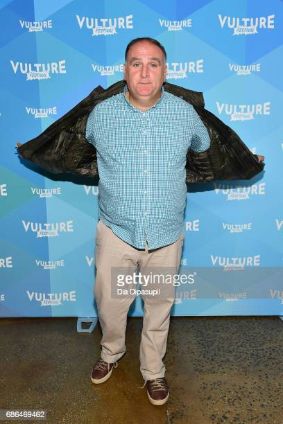 Chef Jose Andres attends the 2017 Vulture Festival at Milk Studios on May 21 2017 in New York City