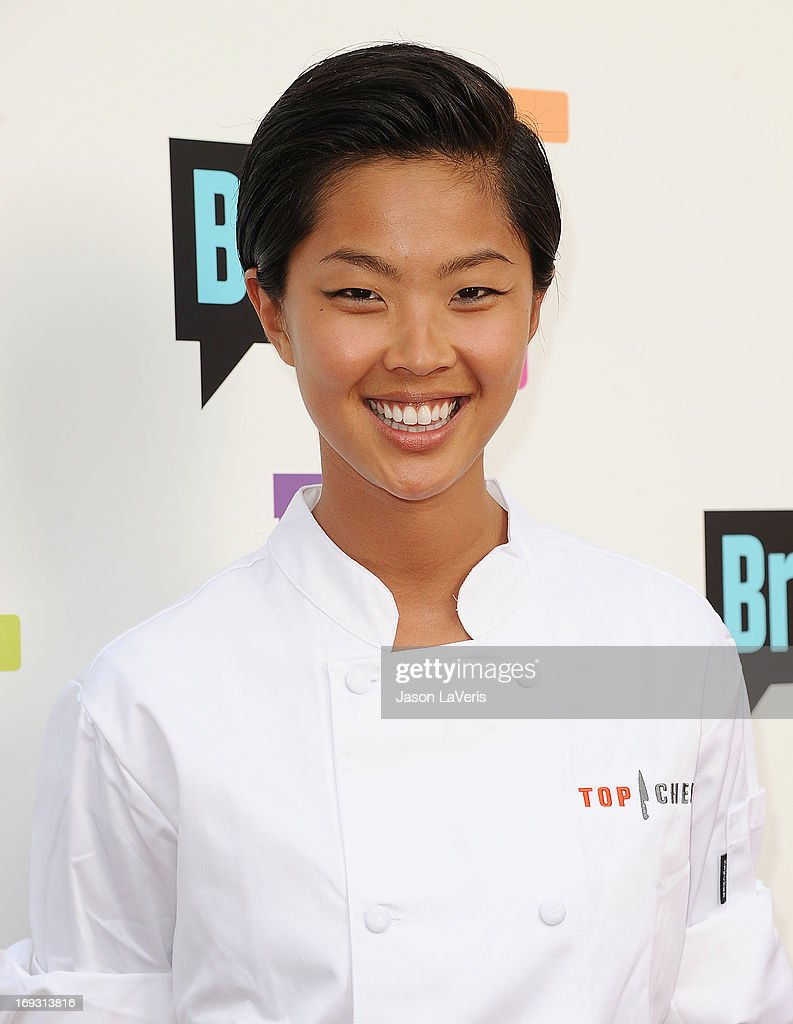 Chef Kristen Kish attends Bravo Media's 2013 For Your Consideration Emmy event at Leonard H. Goldenson Theatre on May 22, 2013 in North Hollywood, California.