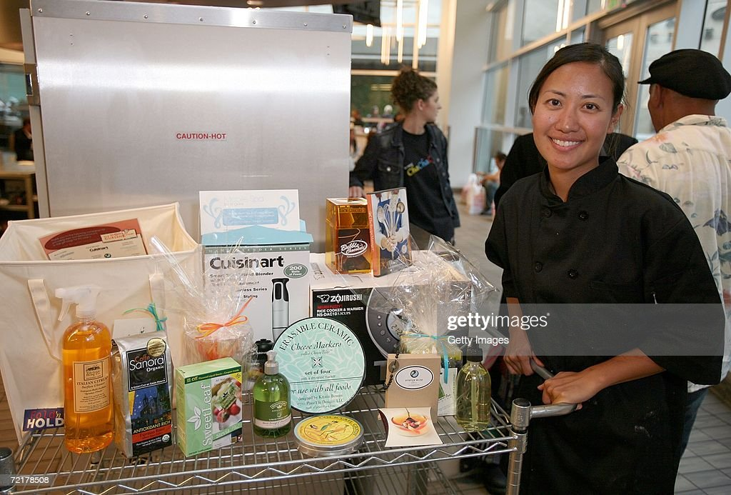 Wonderful Chef Lei Shishak Attends U0027The World Cuisine Eventu0027 Hosted By LA Magazine At  The Design Ideas
