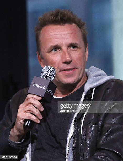 Chef Marc Murphy attends The Build Series to discuss 'Chopped' at AOL HQ on November 1 2016 in New York City