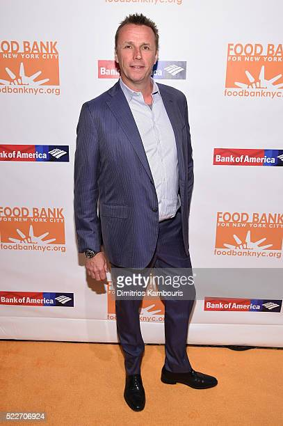 Chef Marc Murphy attends the Food Bank Of New York City's Can Do Awards 2016 hosted by Mario Batali at Cipriani Wall Street on April 20 2016 in New...