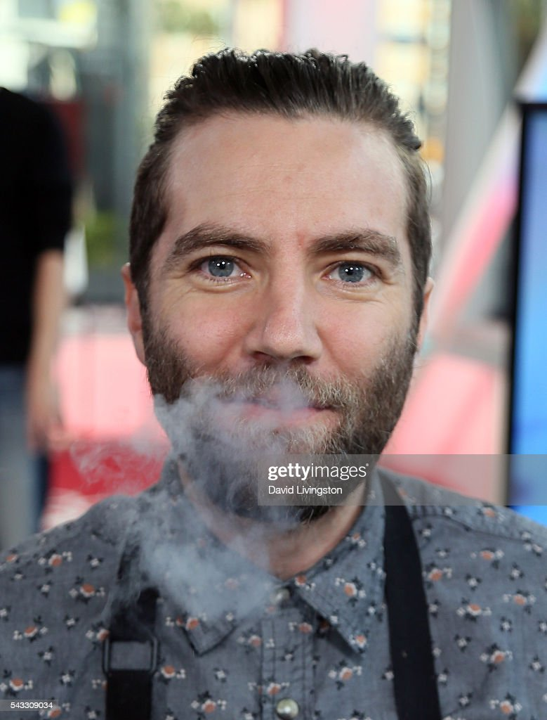 Chef Marcel Vigneron visits Hollywood Today Live at W Hollywood on June 27, 2016 in Hollywood, California.