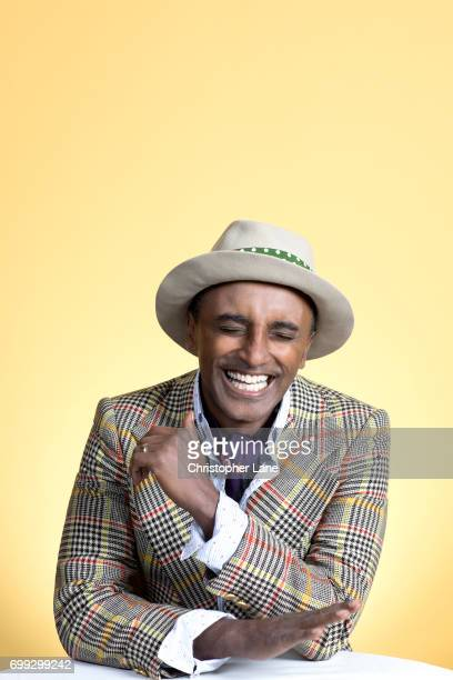 Chef Marcus Samuelsson is photographed for The Times on March 28 2017 in New York City