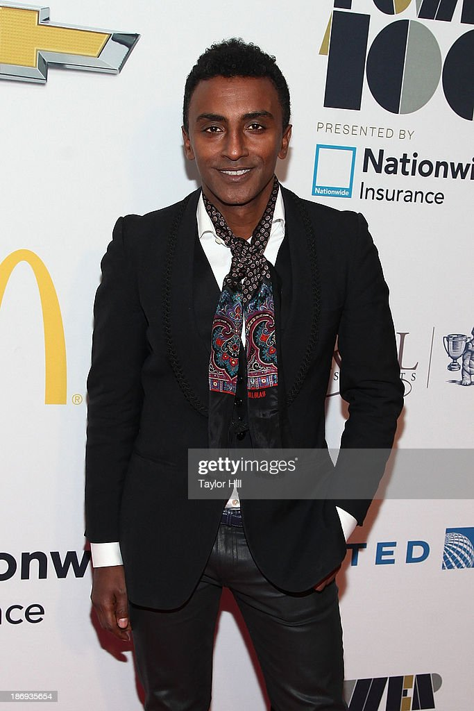 Chef Marcus Samuelsson of Red Rooster Harlem attends the 2013 EBONY Power 100 List Gala at Frederick P. Rose Hall, Jazz at Lincoln Center on November 4, 2013 in New York City.