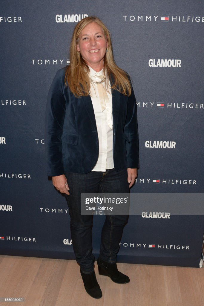 Chef Marilyn Schlossbach attends the Tommy Hilfiger Celebrates Opening of New Garden State Plaza Store event at Garden State Plaza on November 14, 2013 in Paramus, New Jersey.