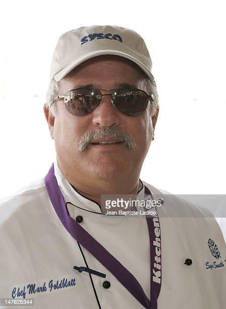 Chef Mark Goldblatt during South Beach WineFood Festival 2006 Grand Tasting at Ocean Drive in Miami Beach United States