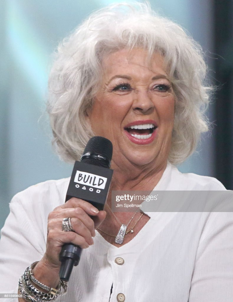 Paula deen photo getty images - Chef Paula Deen Attends Build To Discuss Her New Cookbook At The Southern Table With