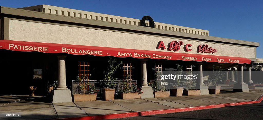 Chef Ramsay visits Scottsdale, AZ in the 'Amy's Baking Company' season finale episode of KITCHEN NIGHTMARES airing Friday, May 10, 2013 (8:00-9:00 PM ET/PT) on FOX.