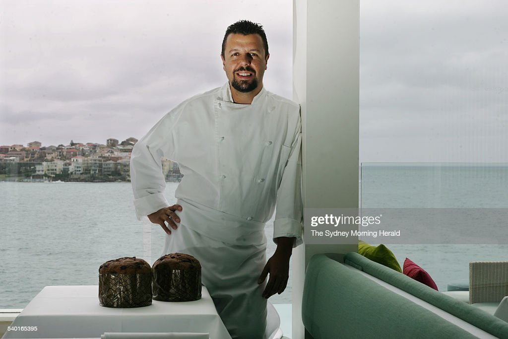 chef robert marchetti from the icebergs dining room and bar, bondi