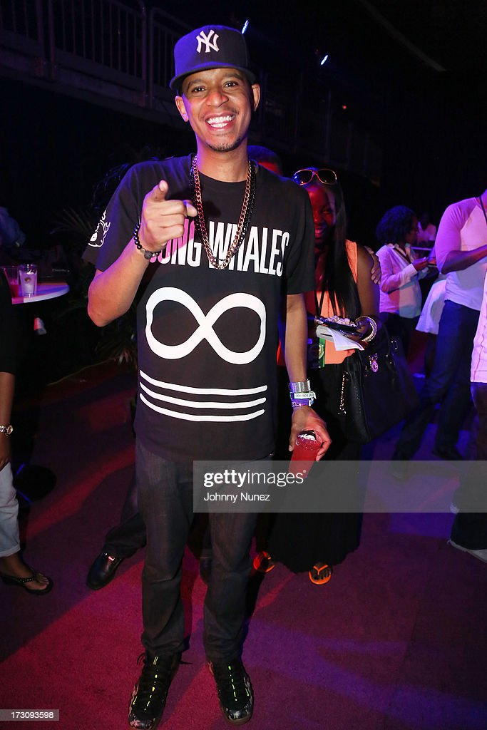 Chef Roble Ali attends the 2013 Essence Festival at the Mercedes-Benz Superdome on July 6, 2013 in New Orleans, Louisiana.