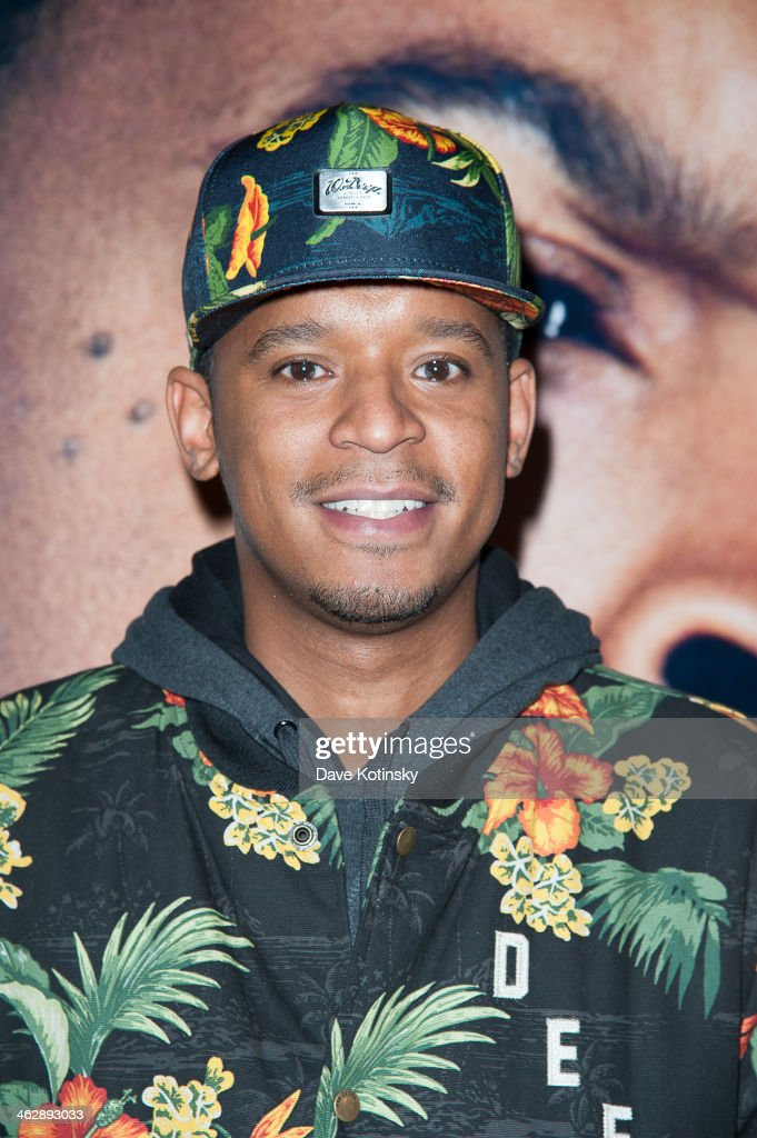 Chef Roble attends the 'Ride Along' screening at AMC Loews Lincoln Square on January 15, 2014 in New York City.